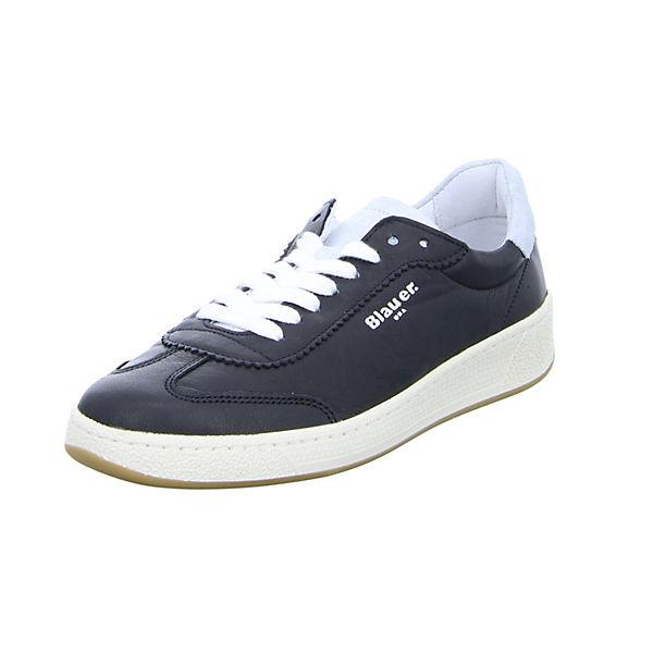 8SOLYMPIA02 Low schwarz Sneakers 8SOLYMPIA02 Blauer Blauer 8wEqP60W