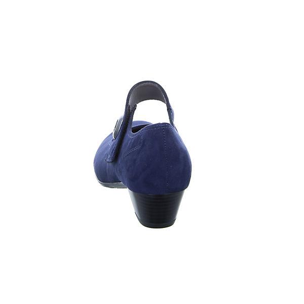 Scarbella, Catania Spangenpumps, blau beliebte  Gute Qualität beliebte blau Schuhe 262894