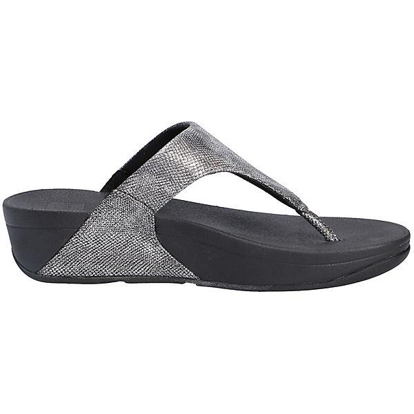 FitFlop, Zehentrenner, beliebte silber  Gute Qualität beliebte Zehentrenner, Schuhe 588485