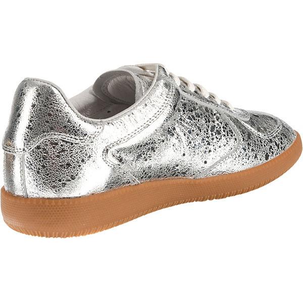 shoe  the bear, Sneakers Low, silber  shoe Gute Qualität beliebte Schuhe a9c2ce
