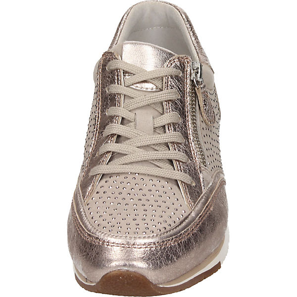 Gabor, Sneakers Qualität Low, beige  Gute Qualität Sneakers beliebte Schuhe e28ca1