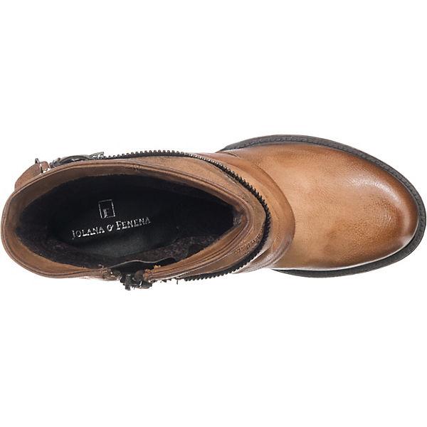 JOLANA & FENENA,  NORTON Klassische Stiefeletten, hellbraun  FENENA, Gute Qualität beliebte Schuhe d14228