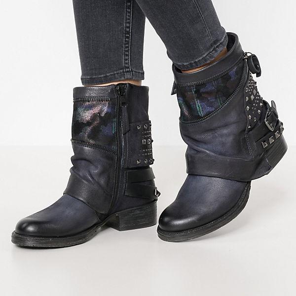 JOLANA & Gute FENENA, NORTON Klassische Stiefeletten, dunkelblau  Gute & Qualität beliebte Schuhe 09fd81