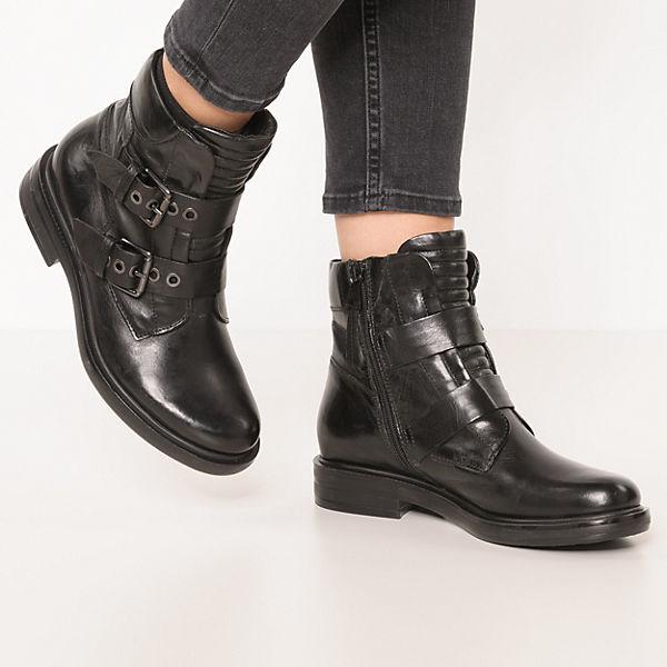 JOLANA & FENENA, Qualität CAFE Klassische Stiefeletten, schwarz  Gute Qualität FENENA, beliebte Schuhe bd4e0b