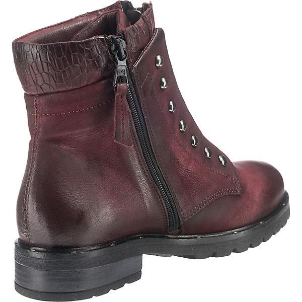 JOLANA & FENENA, PEPES Klassische Stiefeletten, Stiefeletten, Stiefeletten, bordeaux  Gute Qualität beliebte Schuhe 584bfe