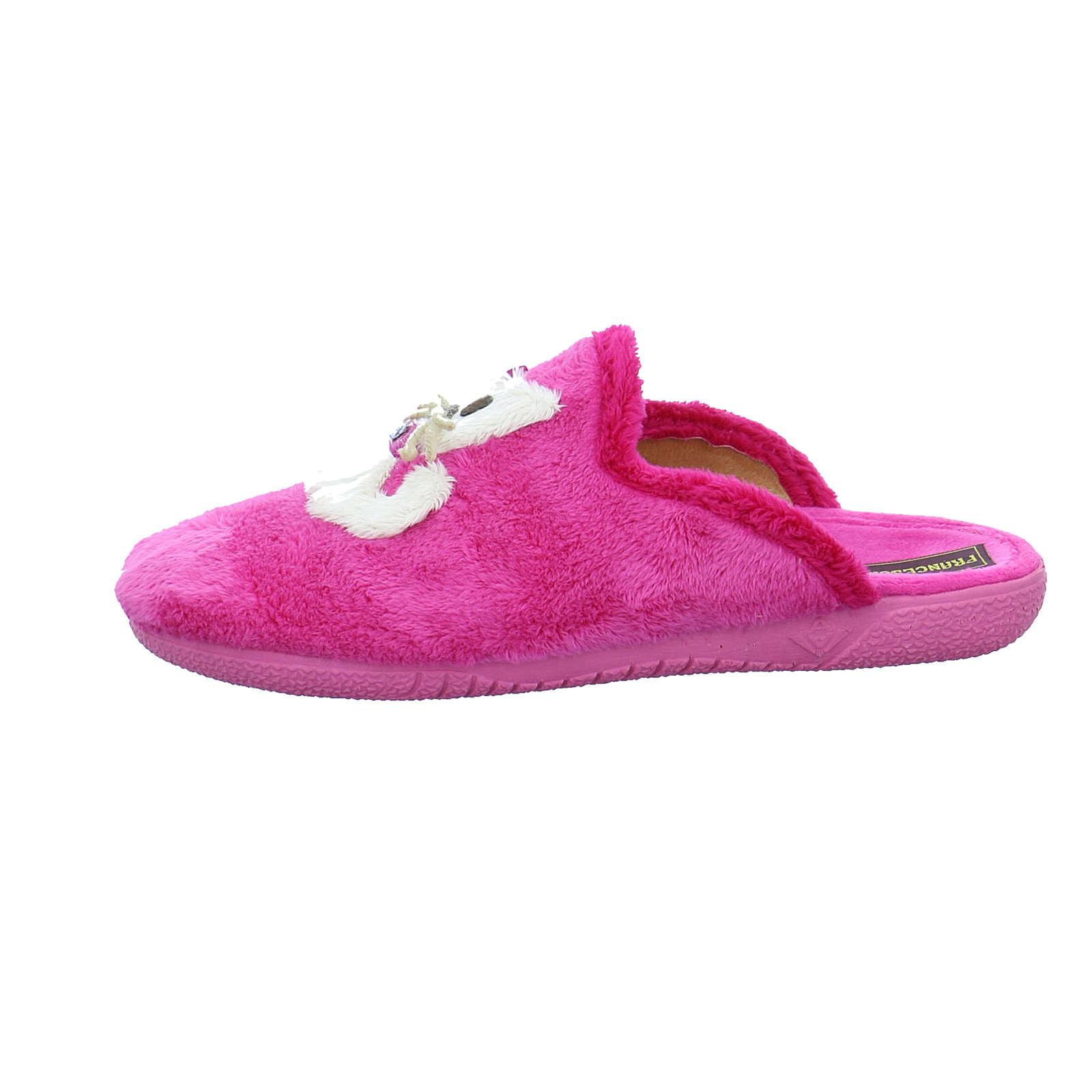 Francesca Pantoffeln pink Damen Gr. 37