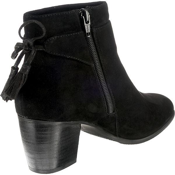 schwarz schwarz Stiefeletten SPM Klassische schwarz SPM Klassische Stiefeletten SPM Klassische SPM Stiefeletten TTRx0qan