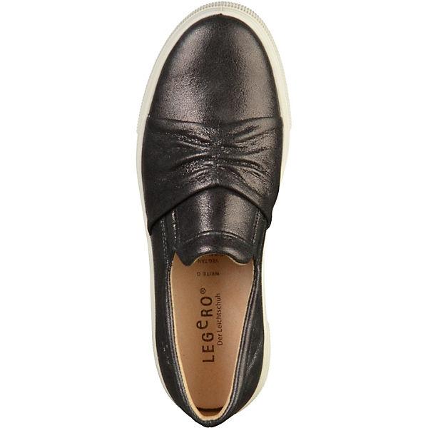 Legero, Sneakers Low, schwarz Schuhe  Gute Qualität beliebte Schuhe schwarz 97abaa