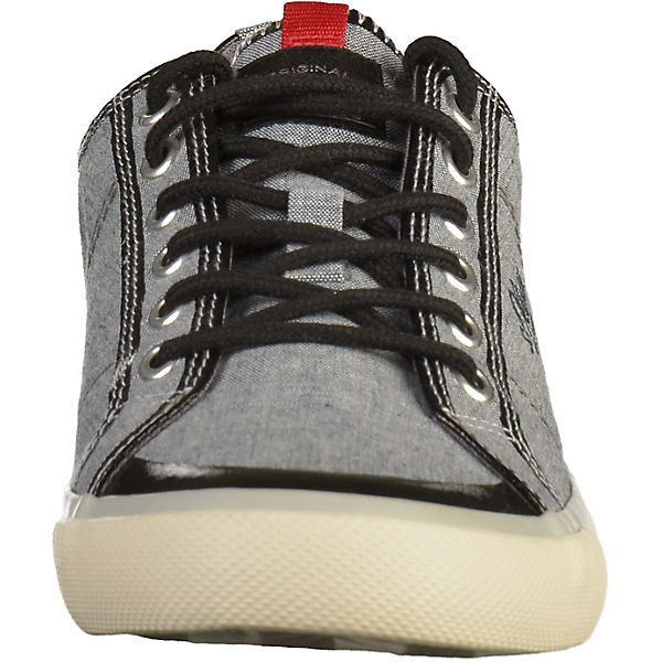 Sneakers Oliver Low grau s Low s Sneakers Oliver w4RTO