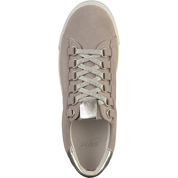 SPM, Sneakers Low, hellgrau Schuhe  Gute Qualität beliebte Schuhe hellgrau aa8e67