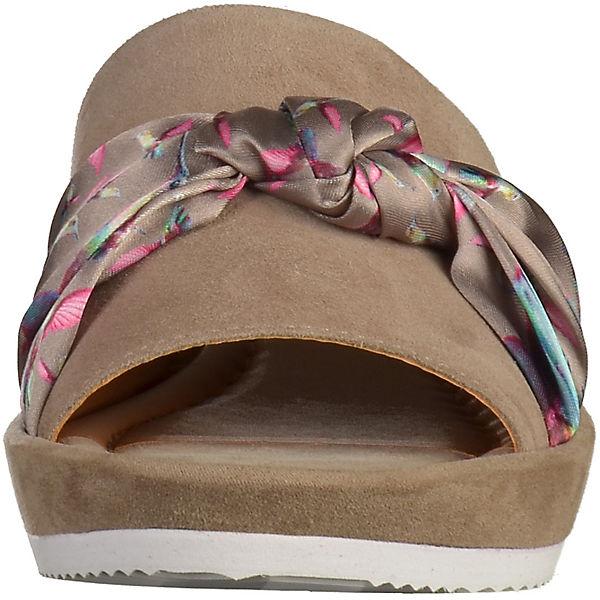 ara, Pantoletten, grau  Gute Schuhe Qualität beliebte Schuhe Gute a28351
