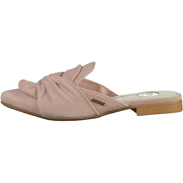 bugatti, Pantoletten, rosa  Gute Schuhe Qualität beliebte Schuhe Gute edd7e0