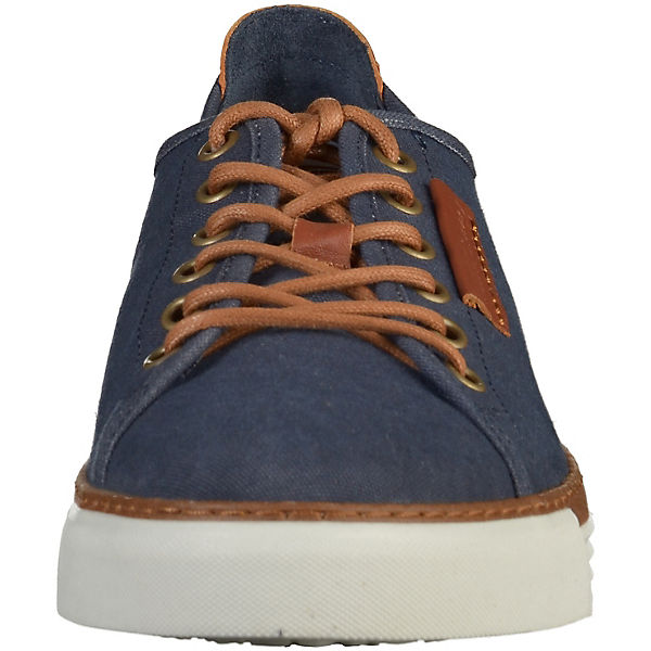 camel active, Low, Sneakers Low, active, dunkelblau   ad8658