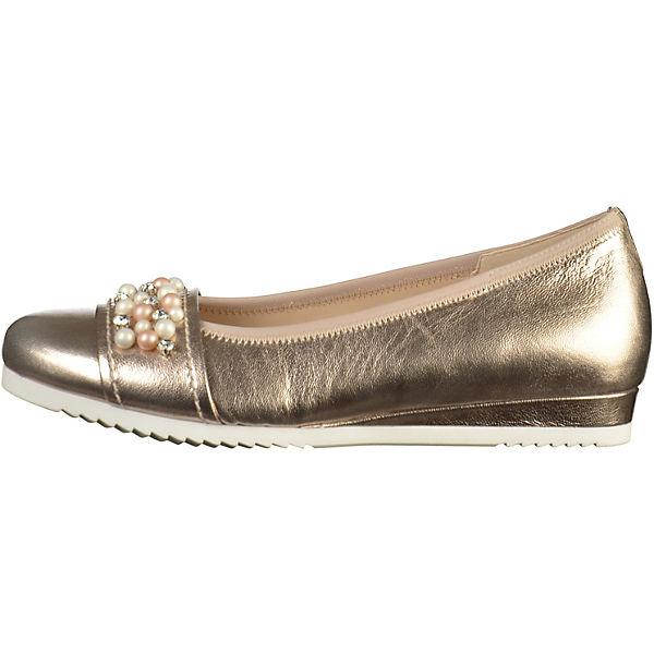 Gabor, Klassische Ballerinas, rosa  Gute Qualität beliebte Schuhe