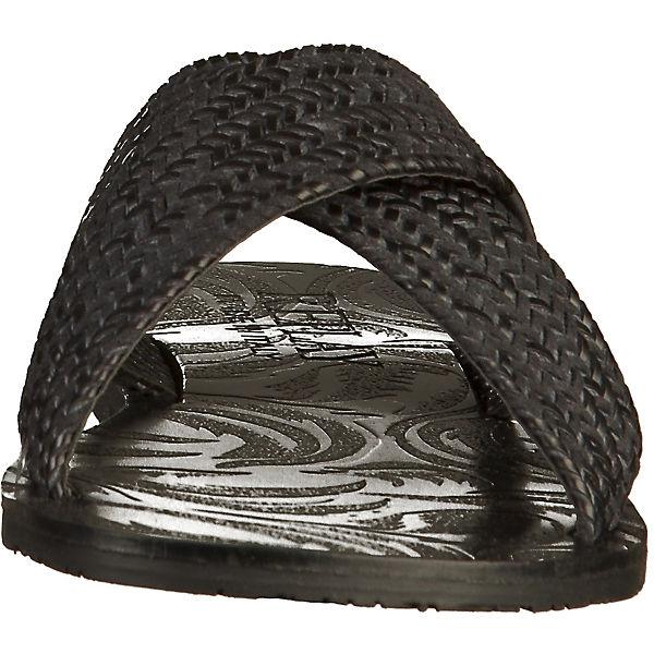 REPLAY, Pantoletten, schwarz    Gute Qualität beliebte Schuhe ed5593
