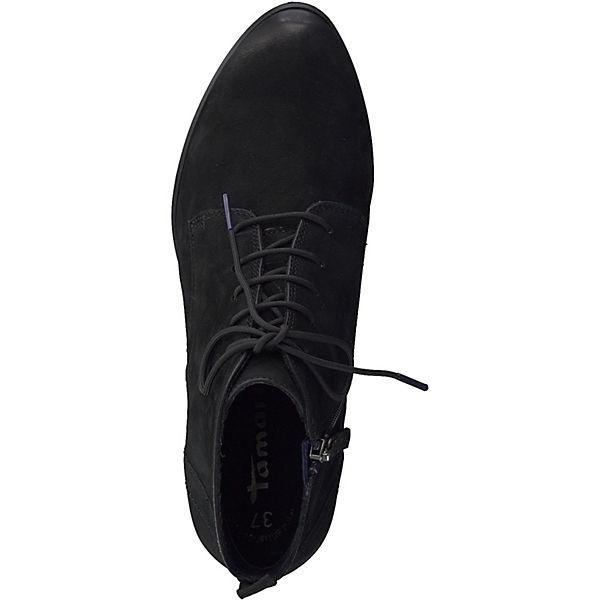 Tamaris, Gute Schnürstiefeletten, schwarz Modell 1 Gute Tamaris, Qualität beliebte Schuhe a0cefa