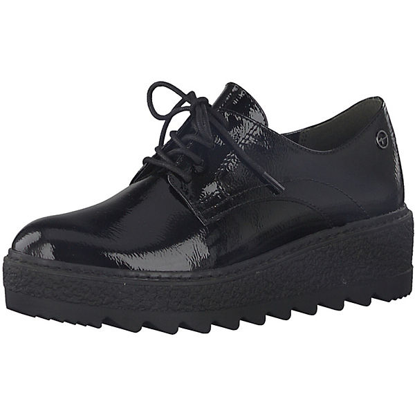 Tamaris Schnürschuhe Tamaris Schnürschuhe schwarz W8nP6P