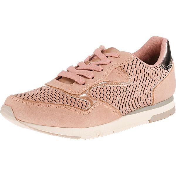 Sneakers altrosa Tamaris Tamaris Sneakers Low xqw8wvgI