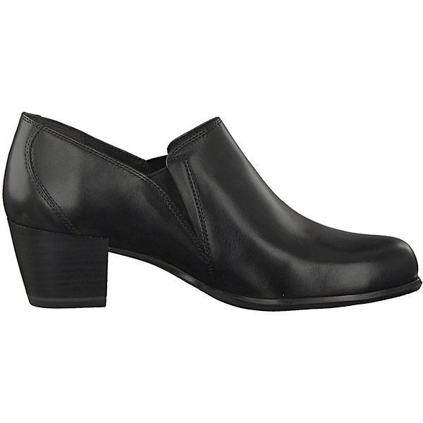Tamaris, Klassische Stiefeletten, schwarz     748cf9