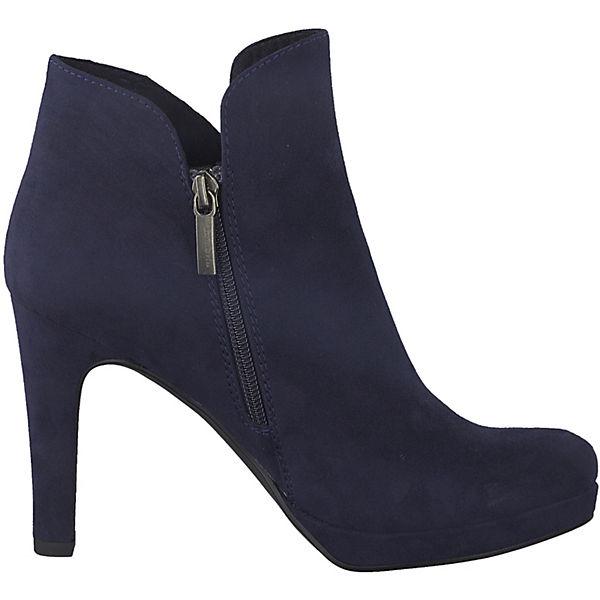 Tamaris, Klassische Stiefeletten, blau blau Stiefeletten,   602826
