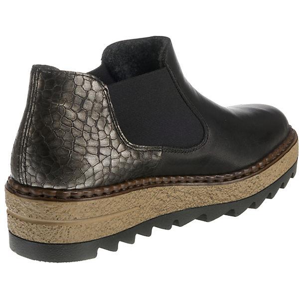 rieker, Chelsea Boots, schwarz   schwarz  30dfbd