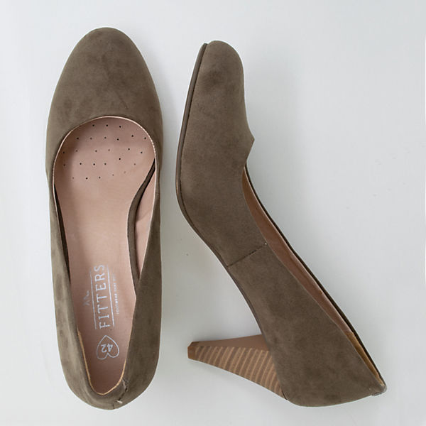 Princess Klassische Pumps Footwear taupe Fitters qWnBAxwvp7