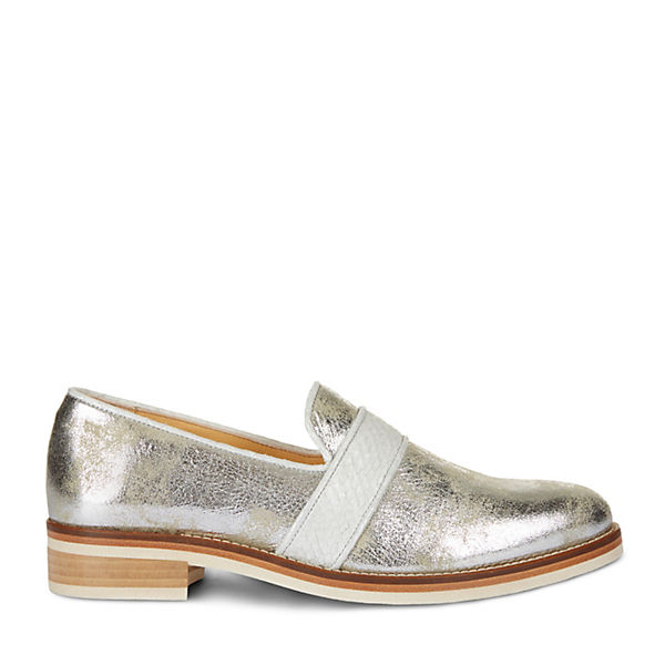 Loafers lapa FIVE TO NINE silber 1tqEnWgpF