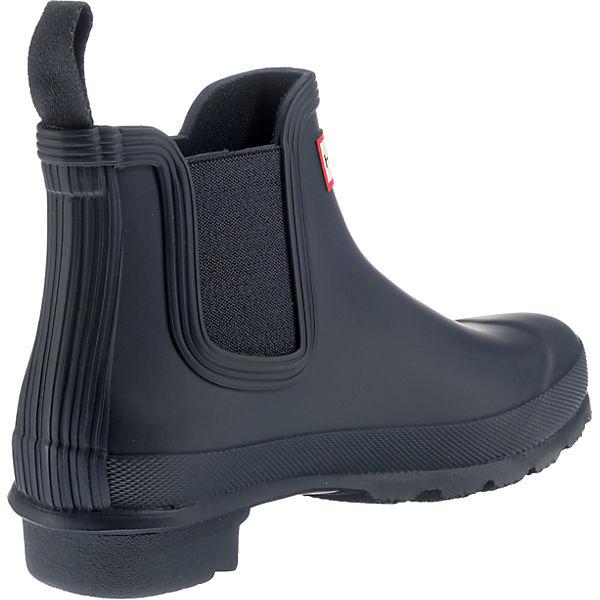 HUNTER, WOMENS ORIGINAL CHELSEA Chelsea Boots, beliebte dunkelblau  Gute Qualität beliebte Boots, Schuhe 27e532
