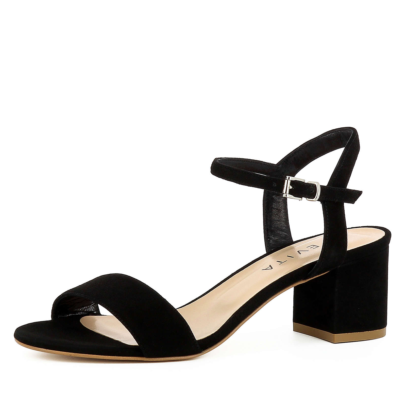 Evita Shoes MARIELLA Klassische Sandaletten schwarz Damen Gr. 37