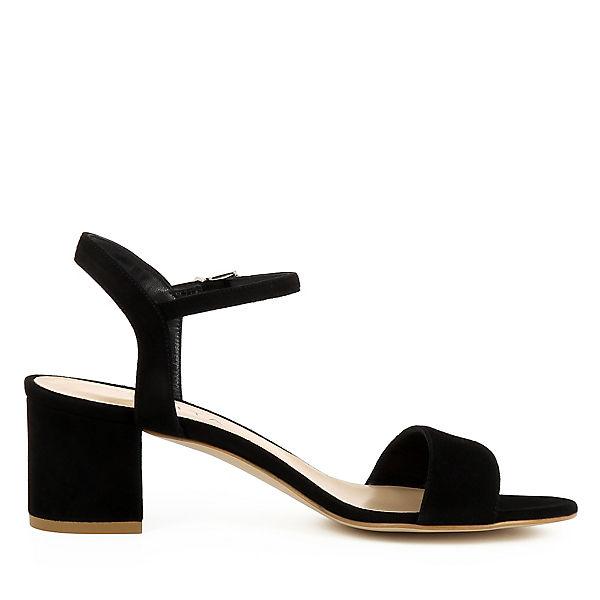 Sandaletten Shoes Klassische Evita schwarz MARIELLA qXgHwAR