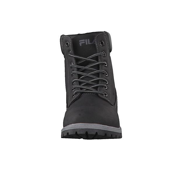 FILA, Maverick Mid zum Schnüren 1010145-12V Winterstiefeletten, schwarz Schuhe  Gute Qualität beliebte Schuhe schwarz 4610b2