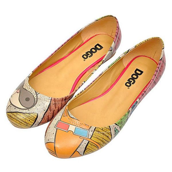 Shoes Theatre mehrfarbig Animals Klassische Ballerinas in Dogo fdSqx