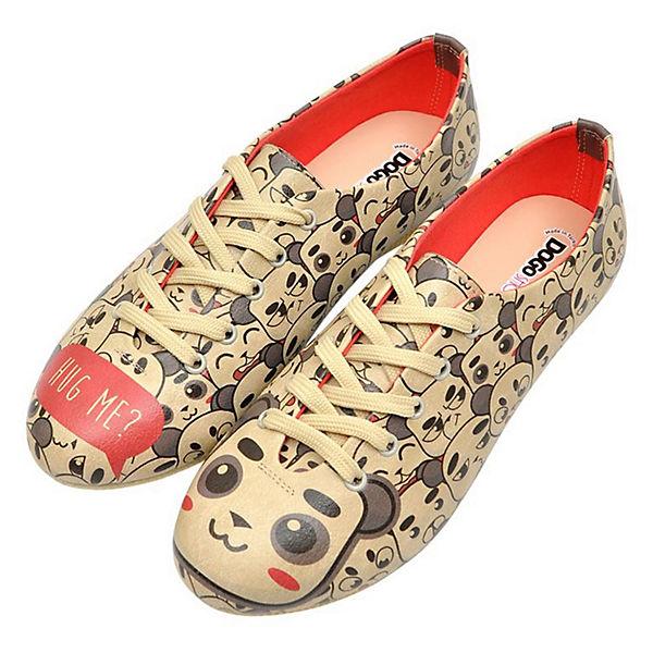 Me Schnürschuhe Hug Shoes Dogo mehrfarbig Oxford qnAYtxgF