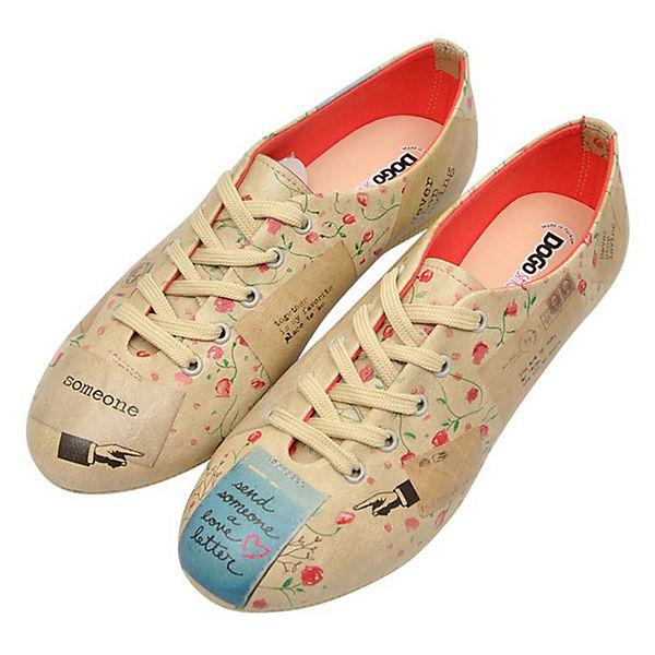 Dogo Shoes Oxford Love Letter Schnürschuhe mehrfarbig  Gute Qualität beliebte Schuhe