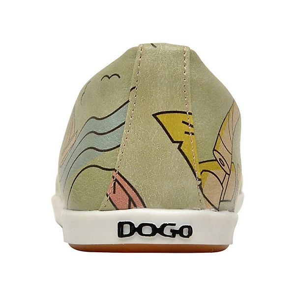 Dogo Shoes, Gute Pluto Palm Leaves Sneakers Low, mehrfarbig  Gute Shoes, Qualität beliebte Schuhe 73d90f