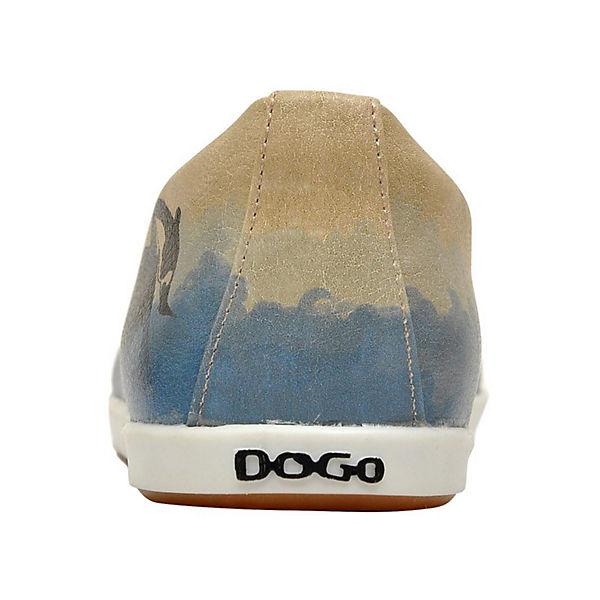 Dogo Sneakers Shoes, Pluto Sweet Whales Sneakers Dogo Low, mehrfarbig   e182f5