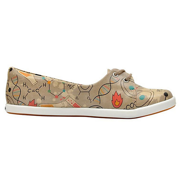 Dogo  Shoes, Pluto Think Positive Sneakers Low, mehrfarbig  Dogo Gute Qualität beliebte Schuhe 9b56dc
