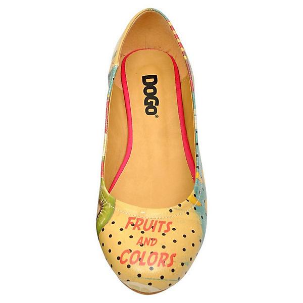 Dogo  Shoes, Fruits Club Klassische Ballerinas, mehrfarbig  Dogo Gute Qualität beliebte Schuhe 6cd2d1