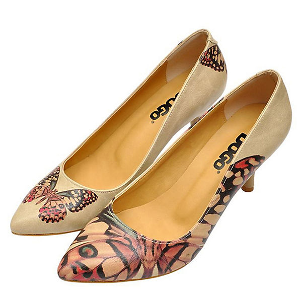 Dogo Shoes, Wings on  Me Klassische Pumps, mehrfarbig  on  1d643e