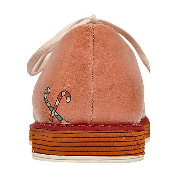 Dogo Shoes Pency Creamy Dreamy Offene Qualität Halbschuhe mehrfarbig  Gute Qualität Offene beliebte Schuhe 5d7de9