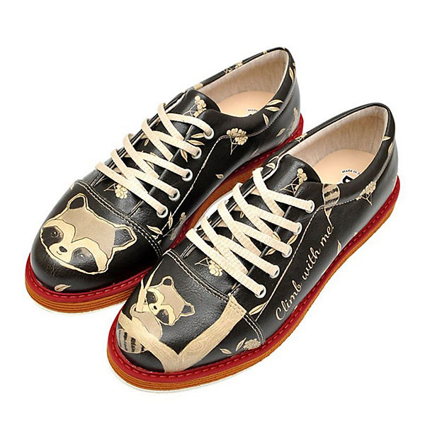 Broke's mehrfarbig Shoes Me Dogo With Climb Schnürschuhe OY4awxqw5A