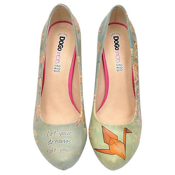 Dogo Shoes, Your Qualität Dreams Klassische Pumps, mehrfarbig  Gute Qualität Your beliebte Schuhe 9c6007
