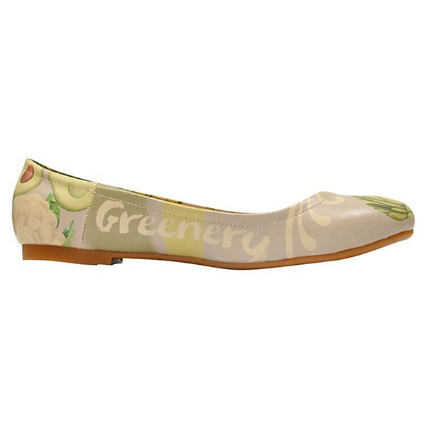 Dogo Shoes, Be Vegan Klassische Qualität Ballerinas, mehrfarbig  Gute Qualität Klassische beliebte Schuhe 832e36