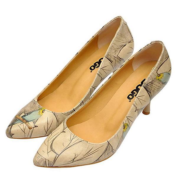 Dogo Schuhes, Budgies mehrfarbig are Cool Klassische Pumps, mehrfarbig Budgies  Gute Qualität beliebte Schuhe 6976cf