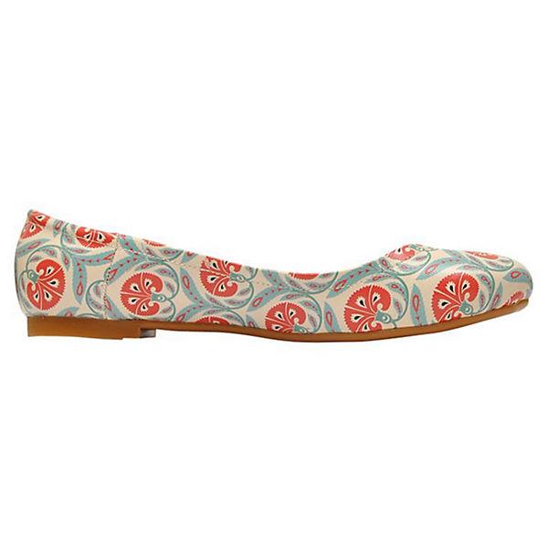 Dogo Shoes, Carnation Klassische Ballerinas,  mehrfarbig   Ballerinas, b8cacc