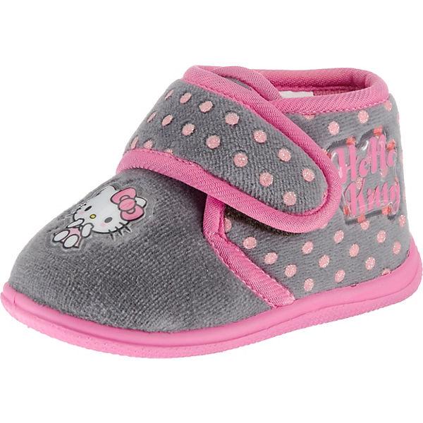 de6efa79157693 Hello Kitty Baby Hausschuhe für Mädchen