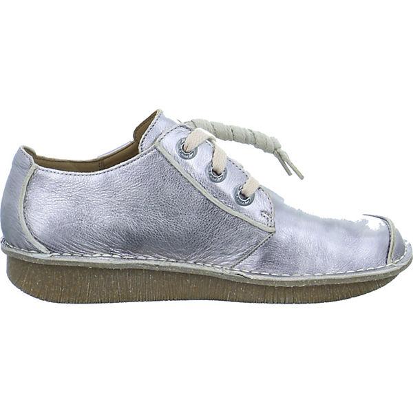 Clarks, Funny Dream Komfort-Halbschuhe, beliebte grau  Gute Qualität beliebte Komfort-Halbschuhe, Schuhe 22b230