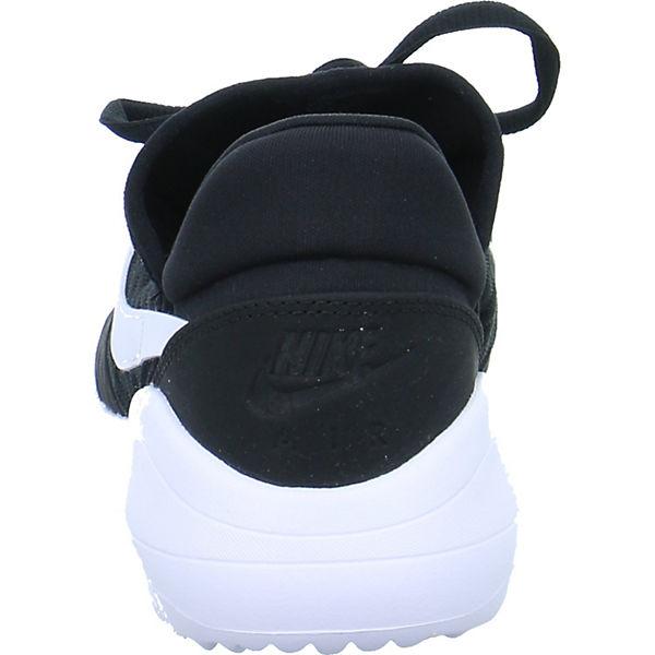 Sasha Air Low Sneakers NIKE schwarz Max EUvxAn1aq
