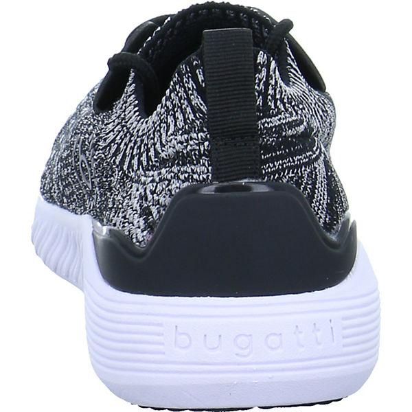 bugatti ALIEN bugatti schwarz Low Sneakers ALIEN RxYvRwS0q
