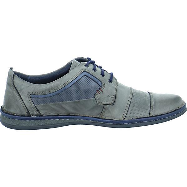 Krisbut, Schnürschuhe, grau  Gute Gute Gute Qualität beliebte Schuhe 03dad6
